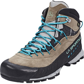 La Sportiva TX4 GTX Mid Shoes Women Taupe/Emerald